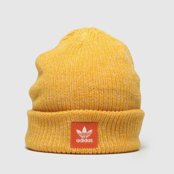 Adidas Yellow Joe Beanie 2 Adults Hats