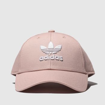 Adidas Pale Pink Baseball Classic Cap Adults Hats
