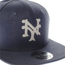 New Era 9fifty linen felt snap 1