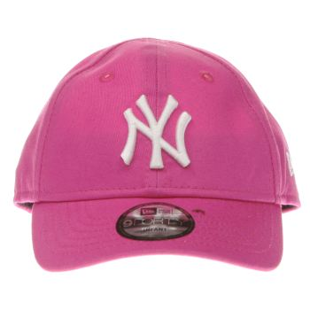 ACCESSORIES NEW ERA PINK MY FIRST YANKEES 9FIFTY