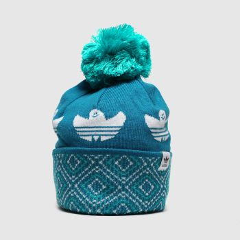 Adidas Turquoise Shmoopom Adults Hats