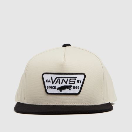 Vans Full Patch Snapbacktitle=