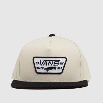 Vans Stone Full Patch Snapback Caps and Hats