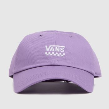 Vans Purple Court Side Caps and Hats