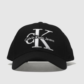 Calvin Klein Black Jeans Re-Issue Baseball Caps and Hats