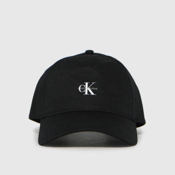 CALVIN KLEIN Black & White Cap 2990 W Caps and Hats