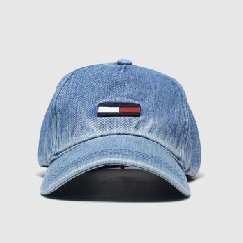 Tommy Hilfiger Blue TJW FLAG CAP DENIM Caps and Hats