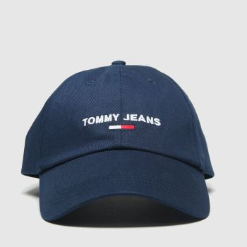 Tommy Hilfiger Navy Tj Sport Cap Adults Hats