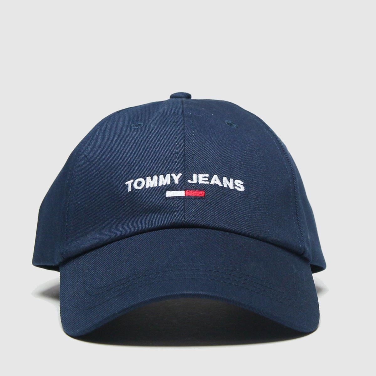 Accessories Tommy Hilfiger Navy Tj Sport Cap