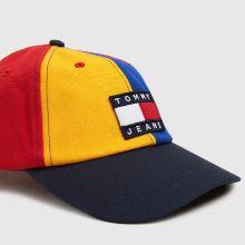 Tommy Hilfiger Heritage Cap Color Block 1