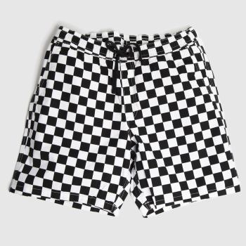 Vans Black & White Range Short Mens