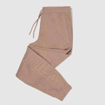Fila Pale Pink Mitsu Jogging Pant Womens