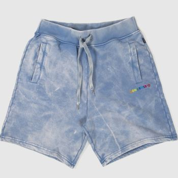 Converse Pale Blue Pride Bermuda Short Mens