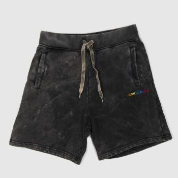 Converse Black Pride Bermuda Short c2namevalue::Mens