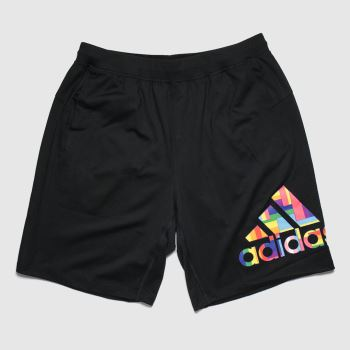 adidas Black Pride 4krft Shorts Mens