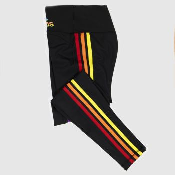 adidas Black Pride Believe This Legging Womens