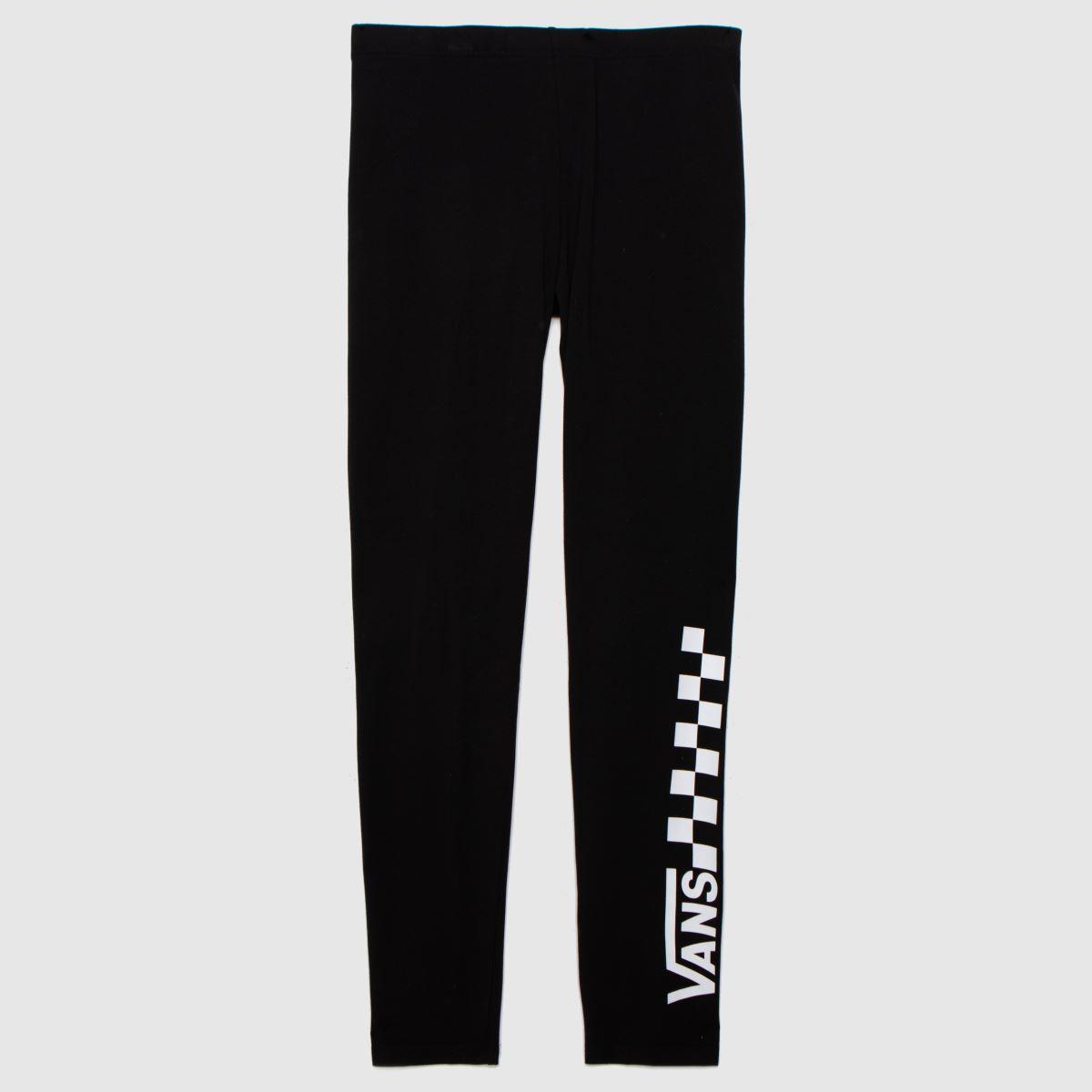 Vans Black & White Chalkboard Legging