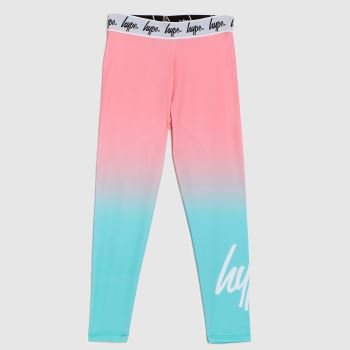 Hype Multi Girls Leggings Drumstick Fade Girls