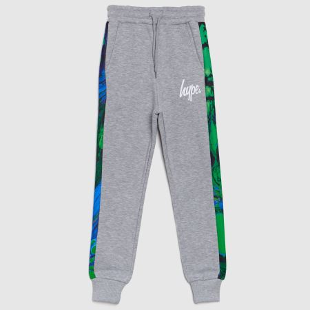 Hype Boys Joggers Neon Marbletitle=