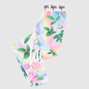Hype Multi Girls Leggings Girls