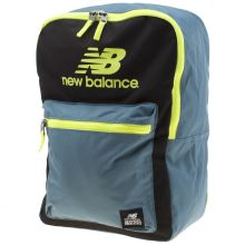 New Balance Black And Blue Booker Backpack Bags
