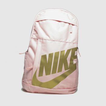 Nike Pale Pink Elemental Backpack c2namevalue::Bags