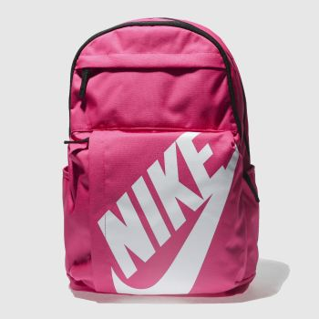 Nike Pink SPORTSWEAR ELEMENTAL BACKPACK Bags