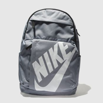 Nike Grey Sportswear Elemental Backpack Bags