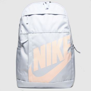 Nike Light Grey Elemental Backpack Bags