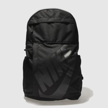 Nike Black & Grey SPORTSWEAR ELEMENTAL BACKPACK Bags