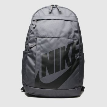 Nike Grey Elemental Backpack Bags