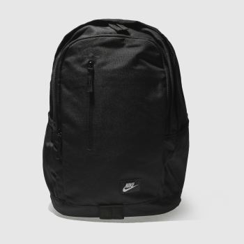 Nike Black ALL ACCESS SOLEDAY BACKPACK Bags
