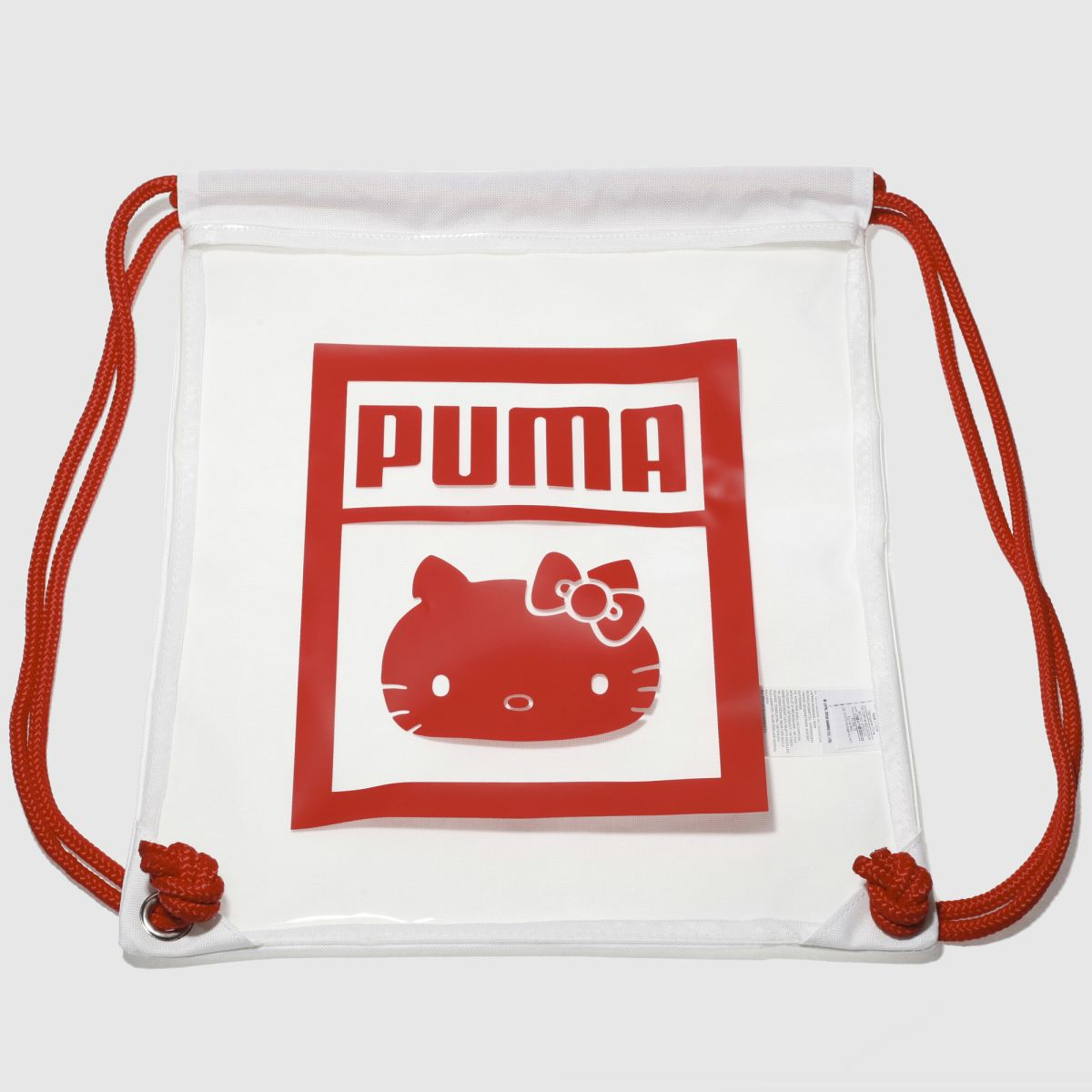 Puma hello kitty gym sack 1