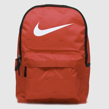 Nike Red Sportswear Heritgage Bags