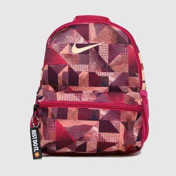Nike Red Kids Brasilia Jdi Bags