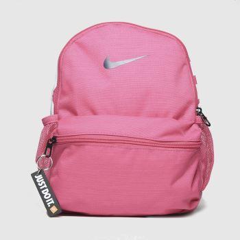 Nike Pink Brasilia Jdi Bags