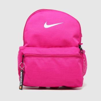 Nike Pink Kids Brasilia Jdi Bags