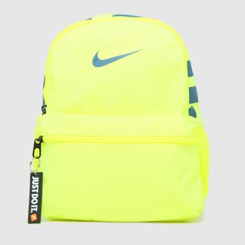 Nike Lime Kids Brasilia Jdi Bags