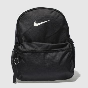 Nike Black & White KIDS BRASILIA Bags