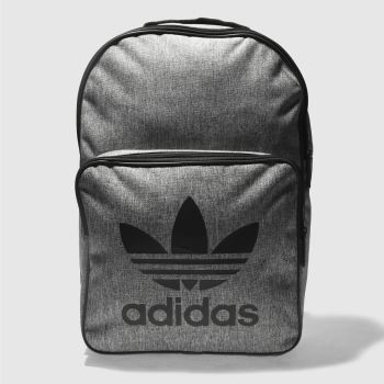 ACCESSORIES ADIDAS KHAKI & GREY BACKPACK CLASSIC CASUAL