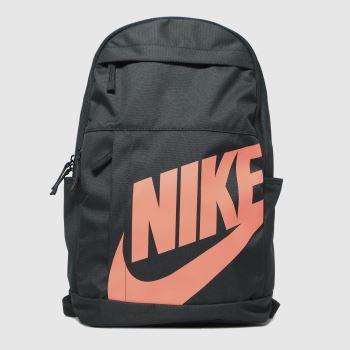 Nike Dark Grey Sportswear Elemental Bags