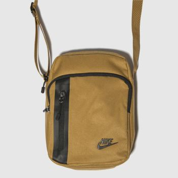 b55c413879 Nike Yellow Tech Small Items Bag Bags