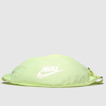 Nike Lime Heritage Hip Pack Bags