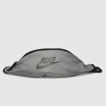 Nike Grey HERITAGE HIP PACK Bags