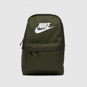 Nike Khaki Heritage Backpack Bags