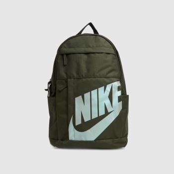 Nike Khaki Elemental Bags