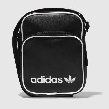 Adidas Black Mini Bag Vintage Bags