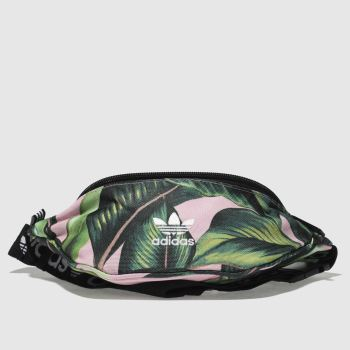 ACCESSORIES ADIDAS PINK & GREEN FUNNY PACK