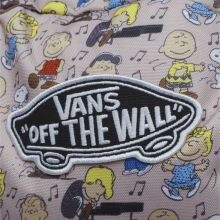 Vans realm peanuts dance backpack 1