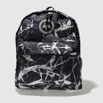 Hype Navy Navy Crack Bags